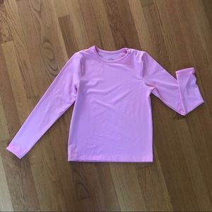 Cuddl Duds girl's activewear. Size L